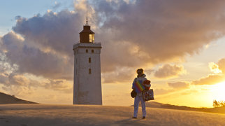 Rubjerg Knude Lighthouse>