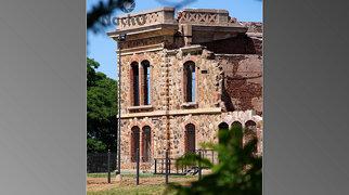 Ruinas del Castillo San Carlos>