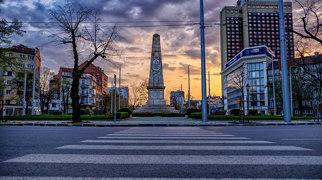 Russian Monument, Sofia>