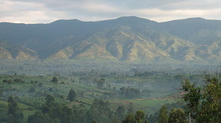 Rwenzori Mountains National Park>