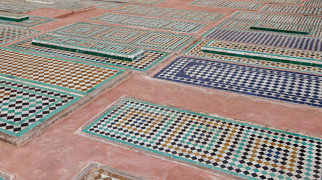 Saadian Tombs>