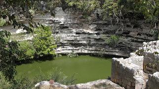 Sacred Cenote>