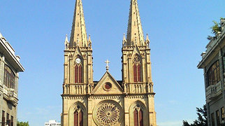 Sacred Heart Cathedral (Guangzhou)>