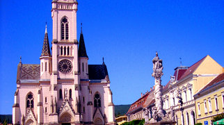 Sacred Heart Church (Kőszeg, Hungary)>