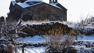Saghmosavank Monastery>