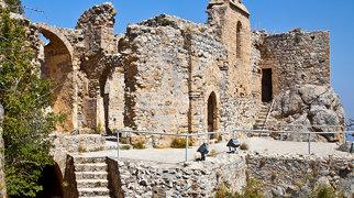 Κάστρο του Αγίου Ιλαρίωνα>