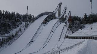 Salpausselkä skiing stadium>