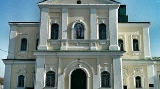 Самарский Пустынно-Николаевский монастырь>