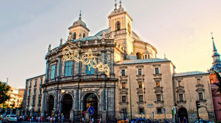San Francisco el Grande Basilica, Madrid>