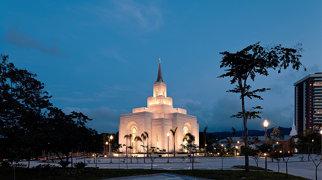 San Salvador El Salvador Temple>