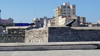 San Salvador de la Punta Fortress>