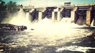 Sandy Falls>