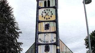 Santa Barbara Kirche>