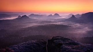 Saxon Switzerland National Park>