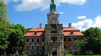 Schloss Chocianów>