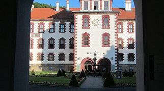 Schloss Elisabethenburg>