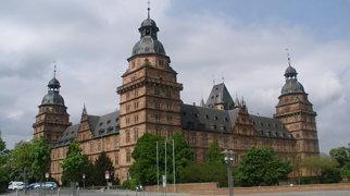 Schloss Johannisburg>