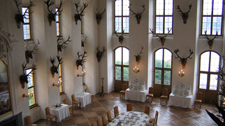 Pałac Moritzburg>
