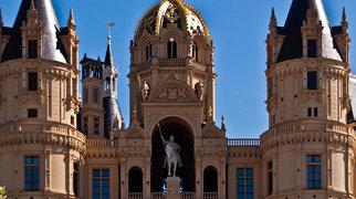 Schwerin Castle>