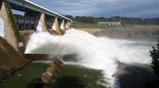 Scrivener Dam>