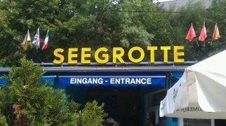 Seegrotte>