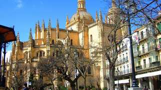 Segovia Cathedral>