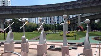 Sengkang Sculpture Park>