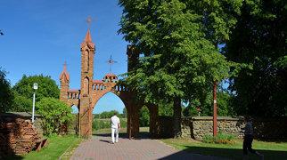 Senieji Trakai Castle>