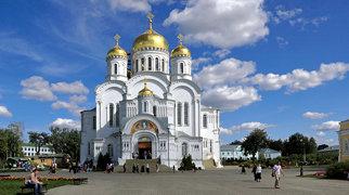 Serafimo-Diveevsky Monastery>