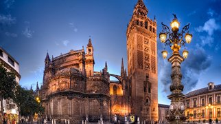 Seville Cathedral>