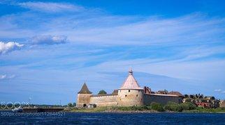 Shlisselburg fortress>