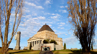 Shrine of Remembrance>