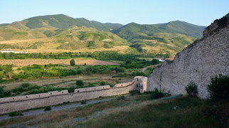 Shusha fortress>