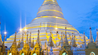 Пагода Шведагон>
