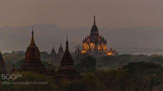 Shwesandaw Pagoda (Bagan)>