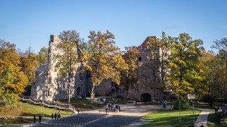 Sigulda Medieval Castle>