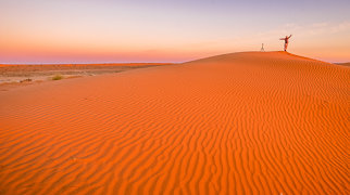 Simpson Desert>