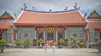 Siong Lim Temple>