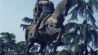 Skanderbeg Monument (Tirana)>