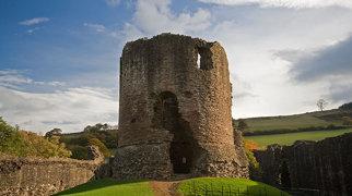 Skenfrith Castle>