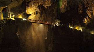 Škocjan Caves>