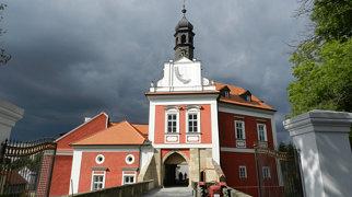 Škvorec Castle>