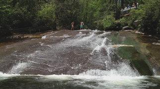 Sliding Rock>