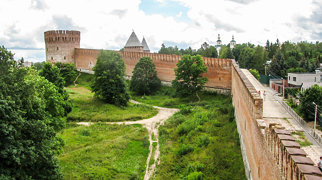Kremlin de Smolensk>
