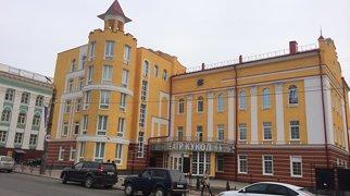 Смоленский областной детский театр кукол имени Д. Н. Светильникова>