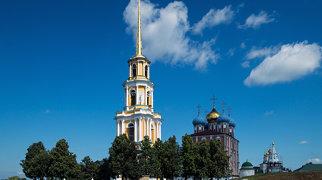 Соборная колокольня (Рязанский Кремль)>