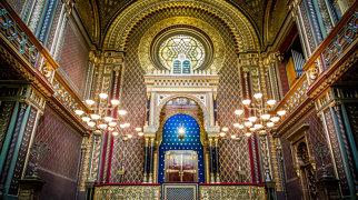 Spanish Synagogue (Prague)>
