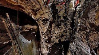 Spannagel Cave>