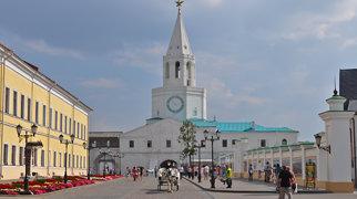 Спасская башня (Казанский кремль)>