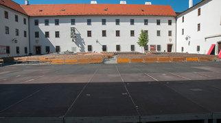 Špilberk vár>